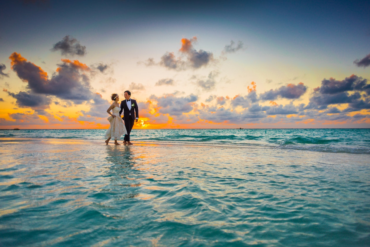Couple married abroad