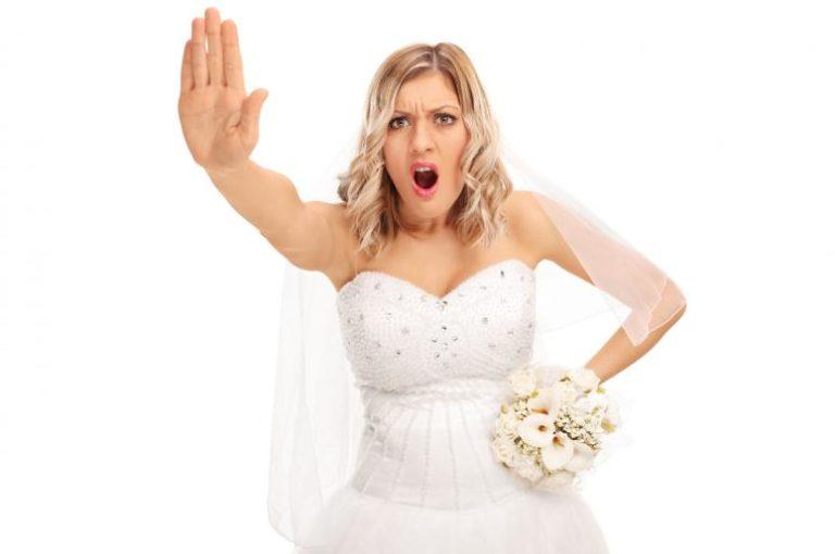 Wedding Supplier Woes