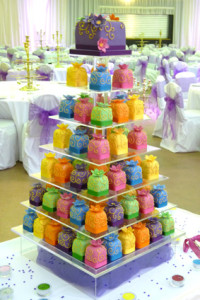 Novelty and Unique Wedding Cakes