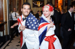 British vs American Style of Wedding