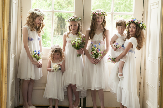 Little Bridesmaids