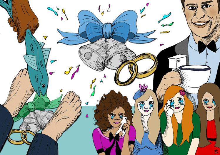Multimarriage illustration liberty antonia sadler