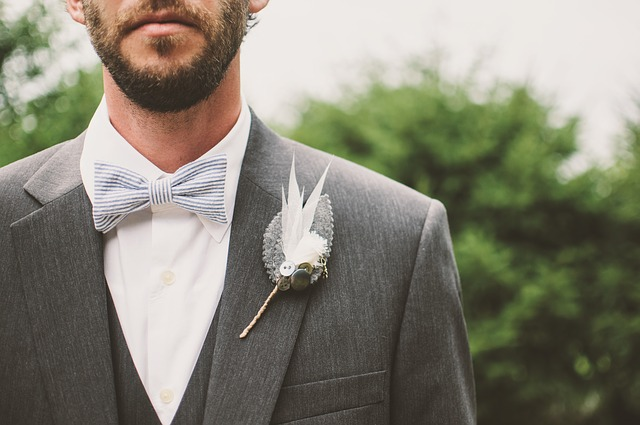 The Wedding beard