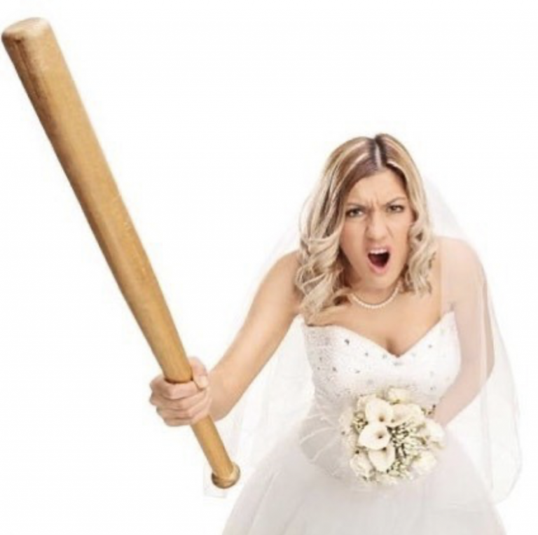 When Small Becomes Offensive: 5 Displays of Bizarre and Outrageous Wedding Behaviour