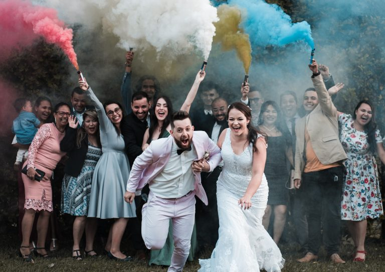 The 12 Wedding Colour Schemes to Get You Inspired This 2020