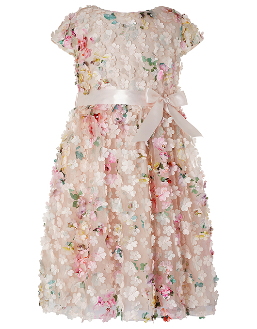 Florence 3D Flower occasion dress