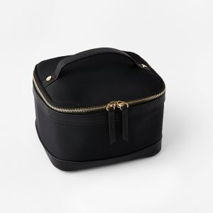 Accessorize Black Square Lunch Box