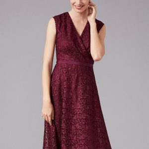 Phase Eight Ester Lace Fit And Flare Dress