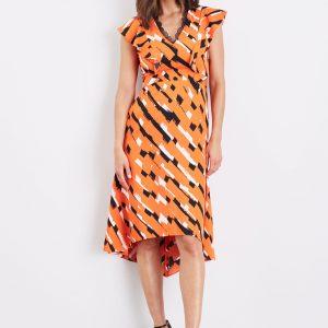 Damsel in a Dress Drina Print Dress