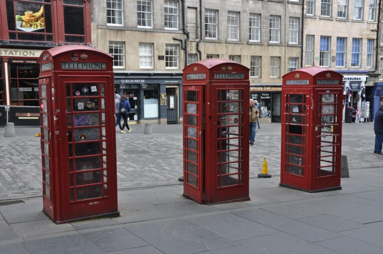 Hen Weekends in Edinburgh